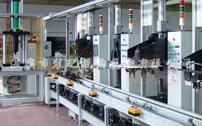 制动器(钳)、制动泵装配生产线